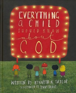 Book Cover - Everything a Child Should Know